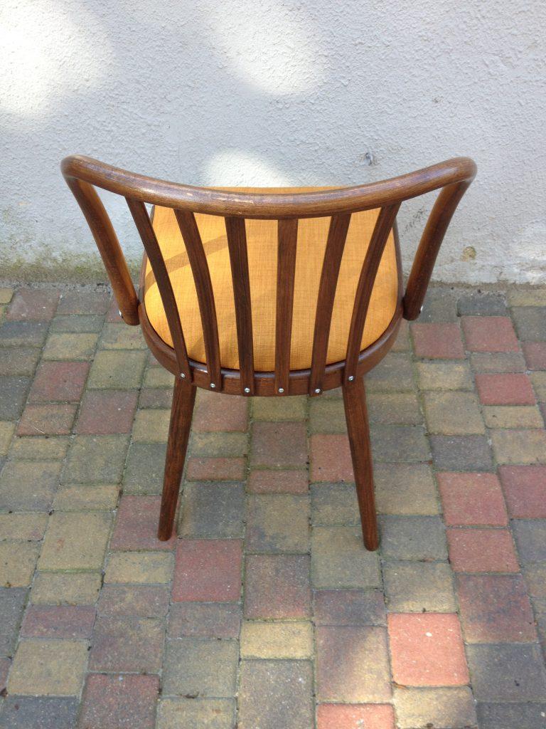 Krzesło typ 30-140 Jitona, 1965 rok