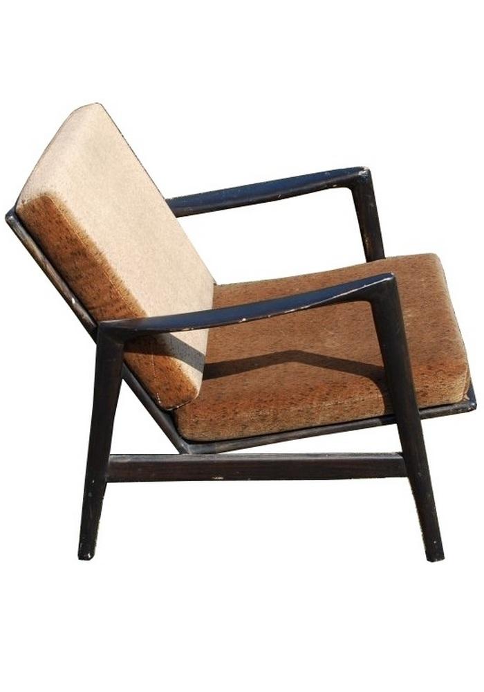 Fotel typ 300-139 Stefan, PRL