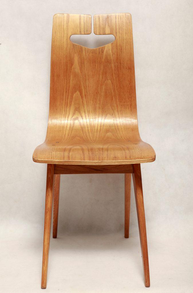Krzesło/ zydel typ 1329, Rajmund Teofil Hałas