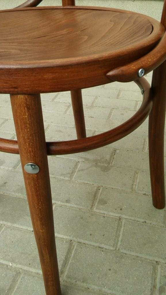 Krzesło do biurka Thonet