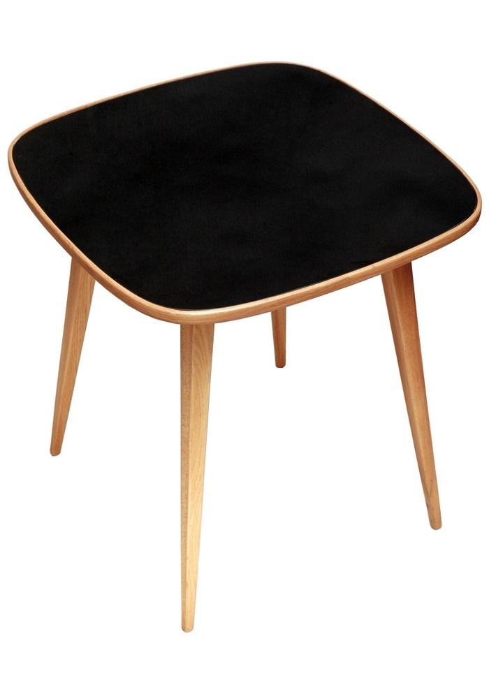 Stolik ze szkłem Hanna Lachert