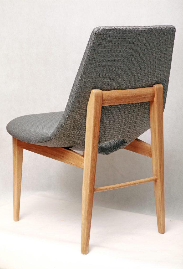 Krzesło Muszla, proj. Hanna Lachert