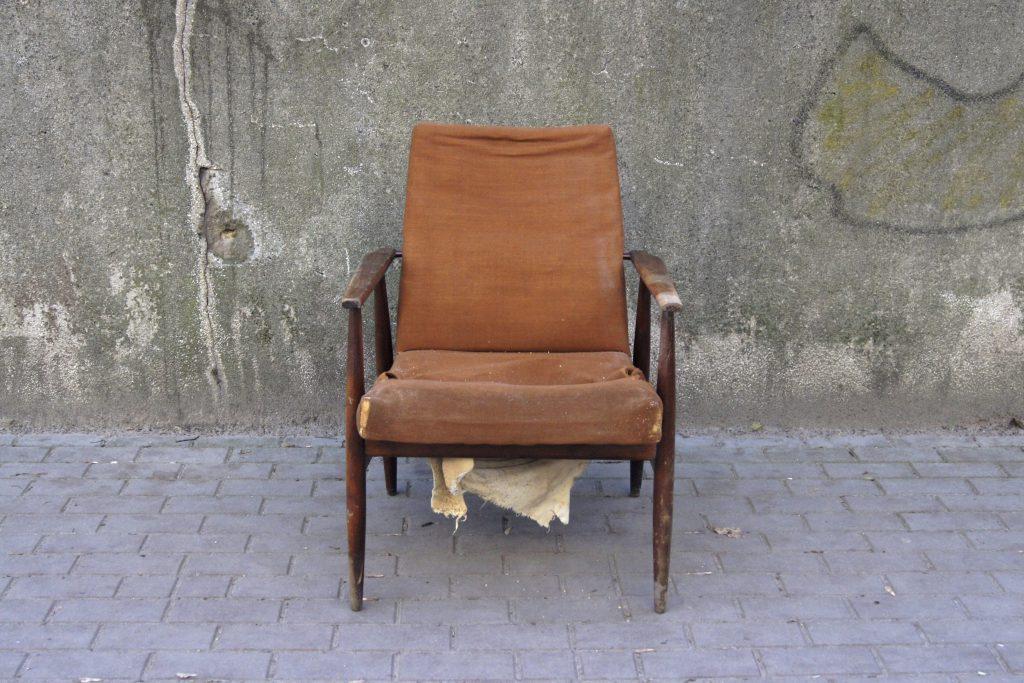 Fotel tapicerowany typ 300-190 lisek