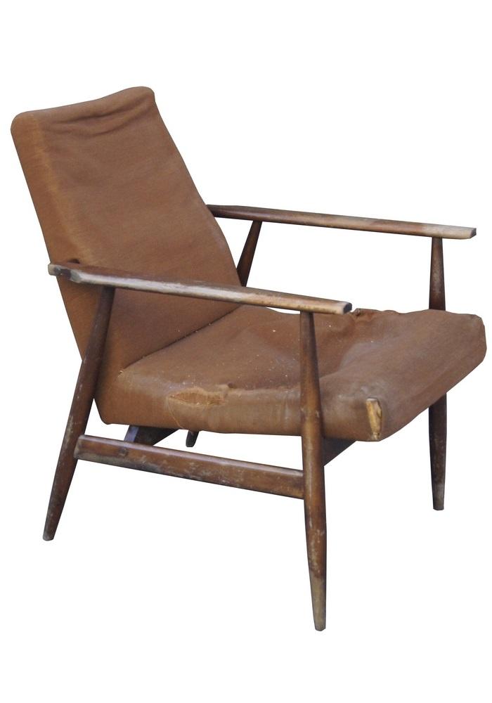 Fotel typ 300-190, proj. Henryk Lis