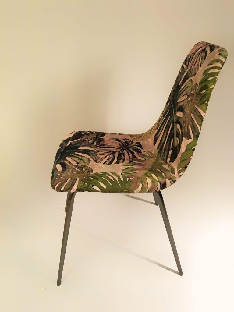 """Krzesło tapicerowane typ A-6350 """"pająk"""""""