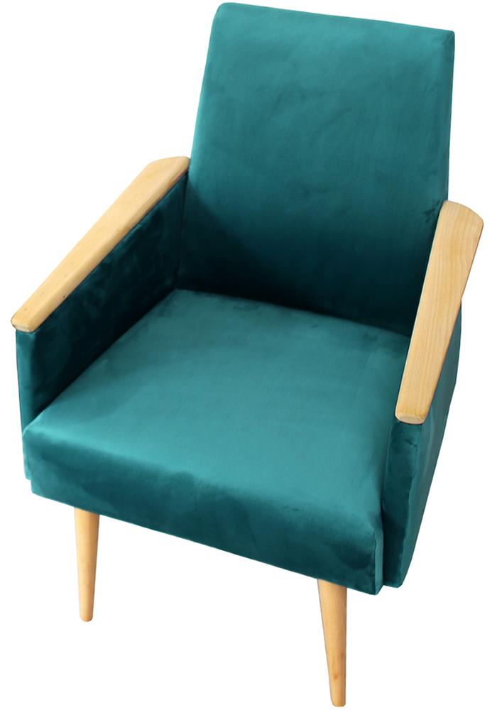 Fotel klubowy Gera, Waldheim, NRD, co to za fotel?