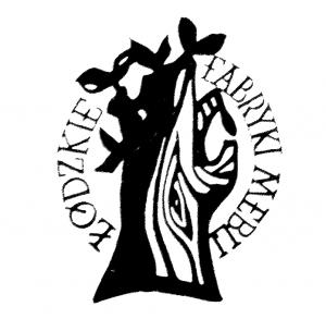 Vademetykieta- Łódzkie Fabryki Mebli, emblemat