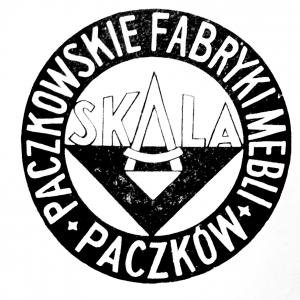 Vademetykieta- Paczkowskie Fabryki Mebli, emblemat