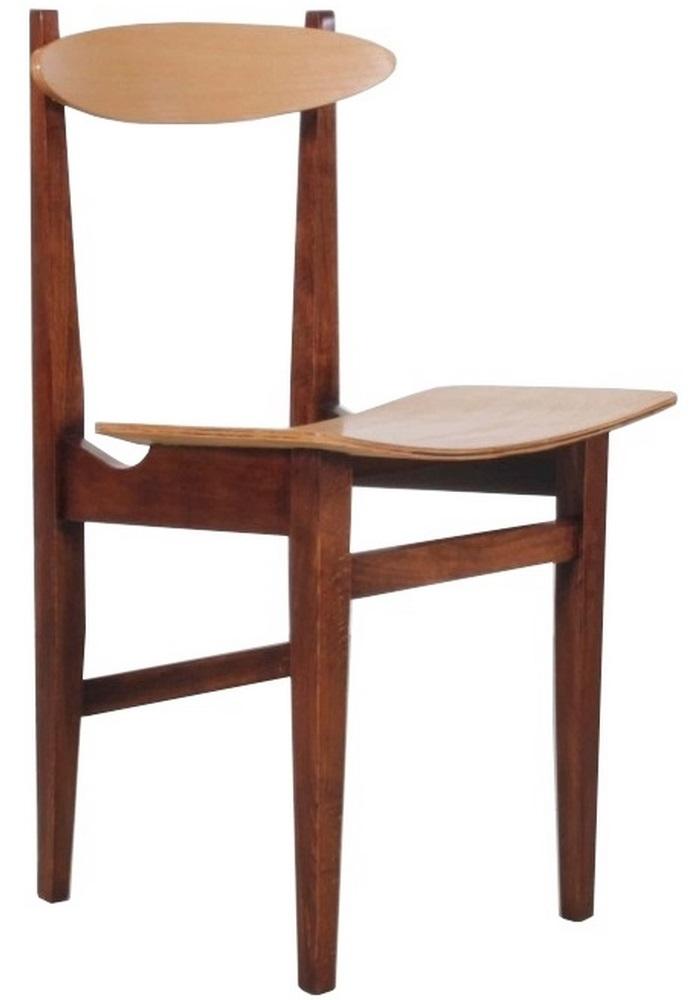 Krzesło stolarskie typ 200-102 proj. Marii Chomentowskiej