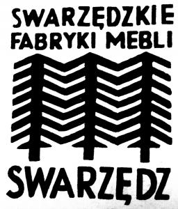 Vademetykieta- Swarzędzkie Fabryki Mebli, emblemat
