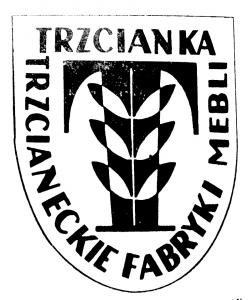 Vademetykieta- Trzcianeckie Fabryki Mebli, emblemat