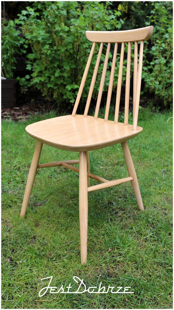 Krzesło A-5910 Tellus, proj. Grabiński