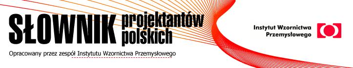 Słownik Projektantów Polskich, Instytut Wzornictwa Przemysłowego