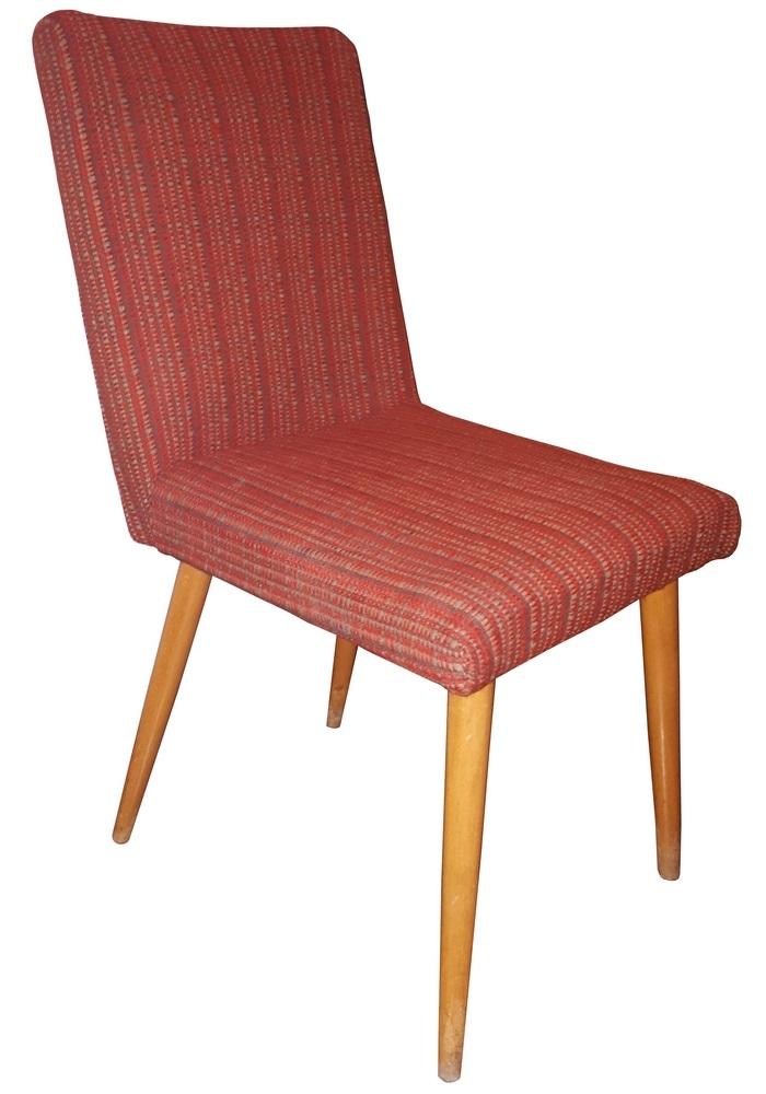 Krzesło tapicerowane typ 200-244, Słupskie Fabryki Mebli
