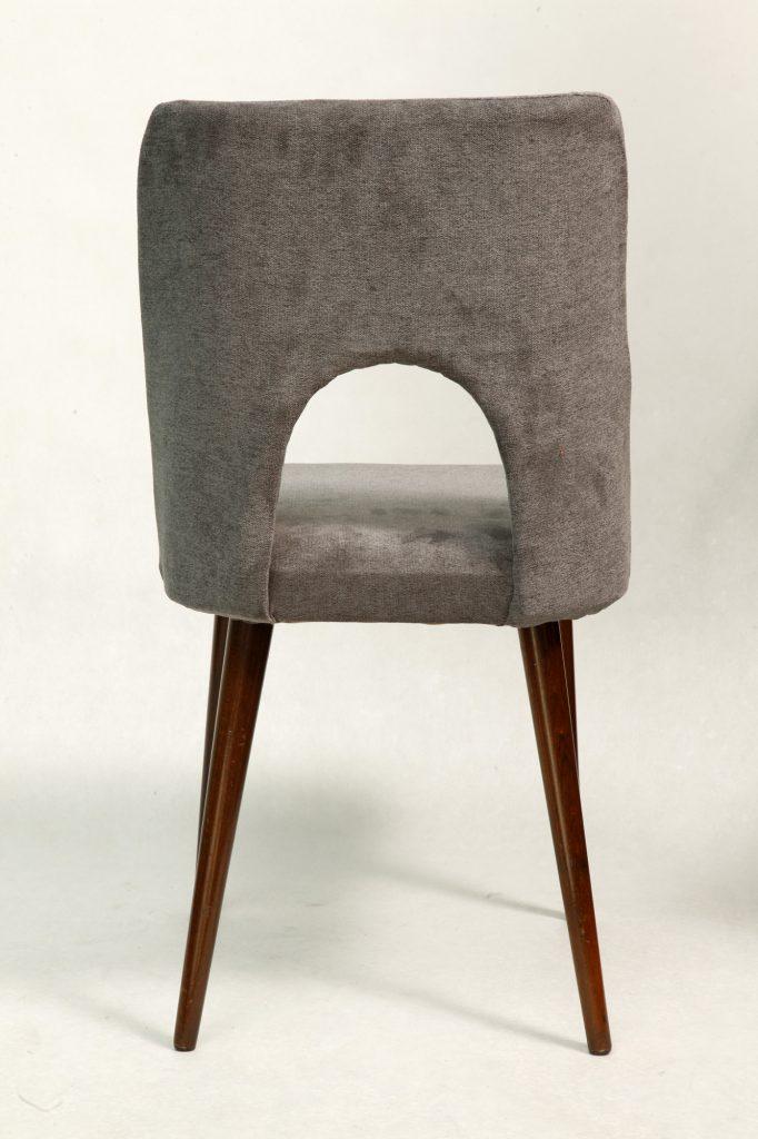 Krzesło muszelka typ 1020 B