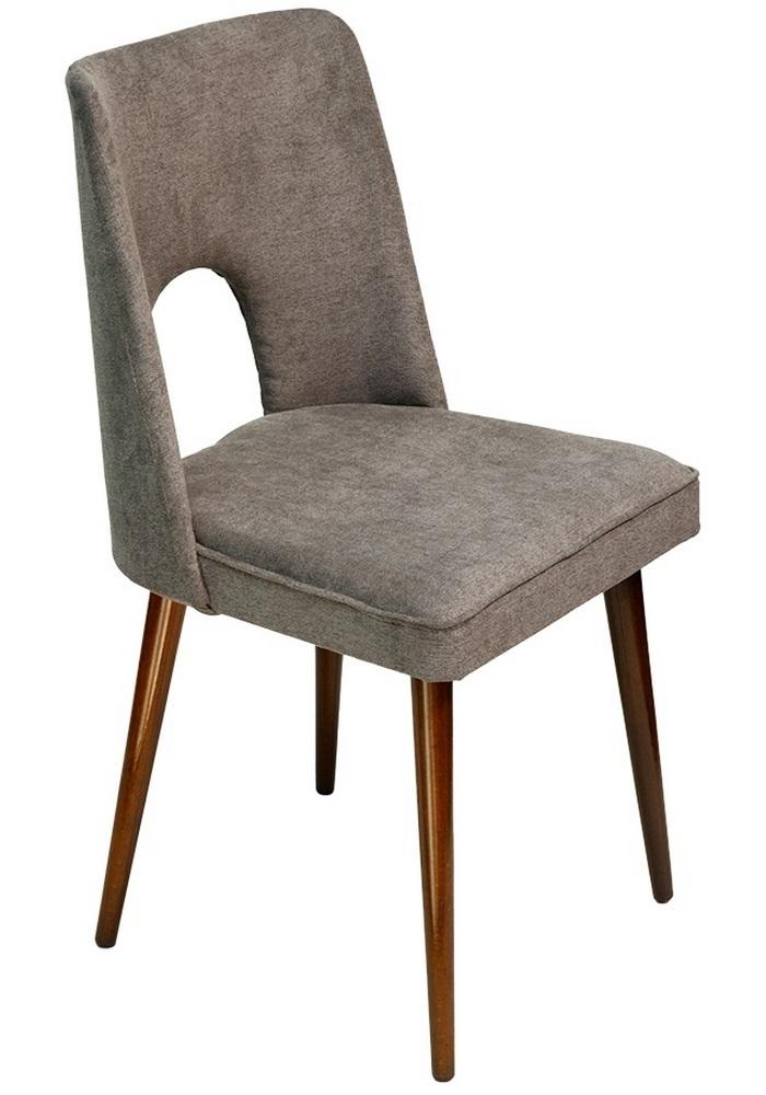 Krzesło tapicerowane muszelka typ 1020 B/ Jerzy B