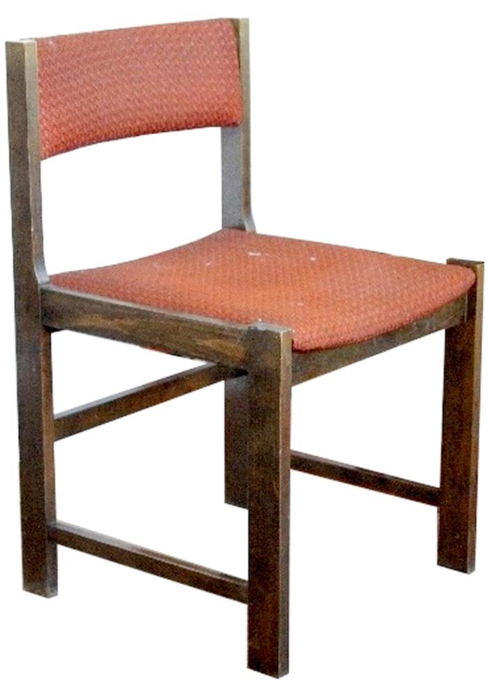 Krzesło tapicerowane Nysa, Opolskie Fabryki Mebli, ikona