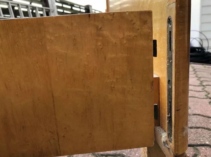 Połączenia - łóżko typ 1105 A, Szamotulska Fabryka Mebli