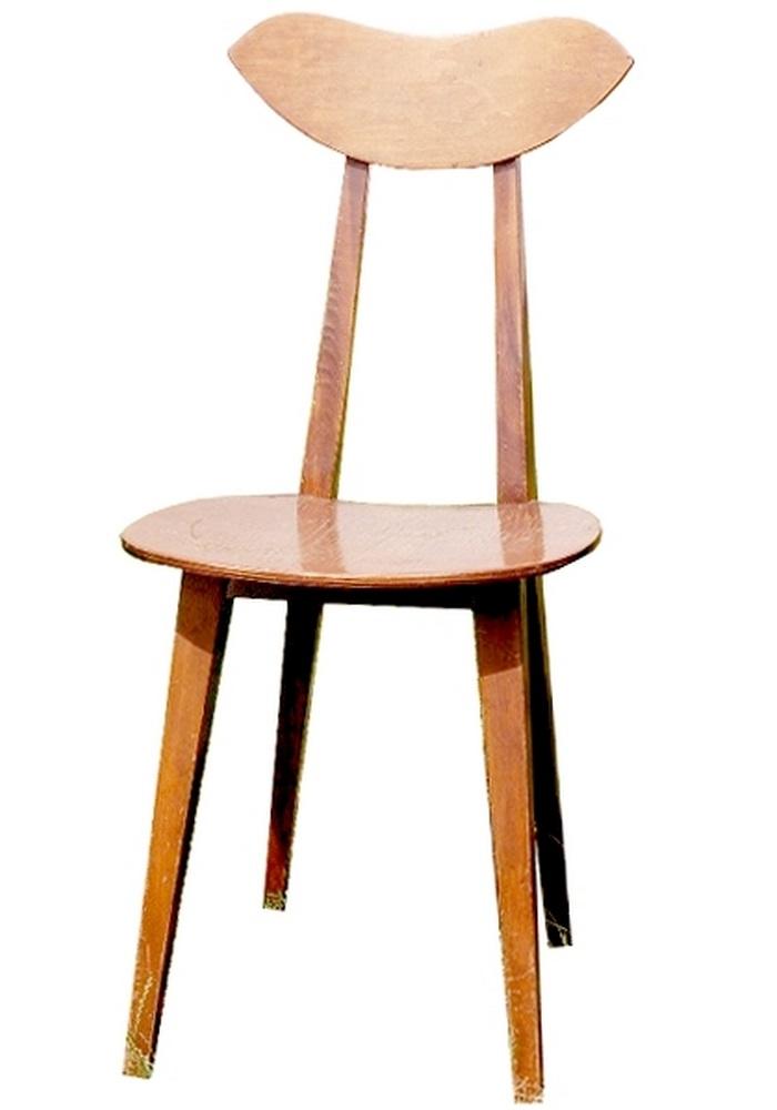 Krzesło proj. Wanda Genga 1958