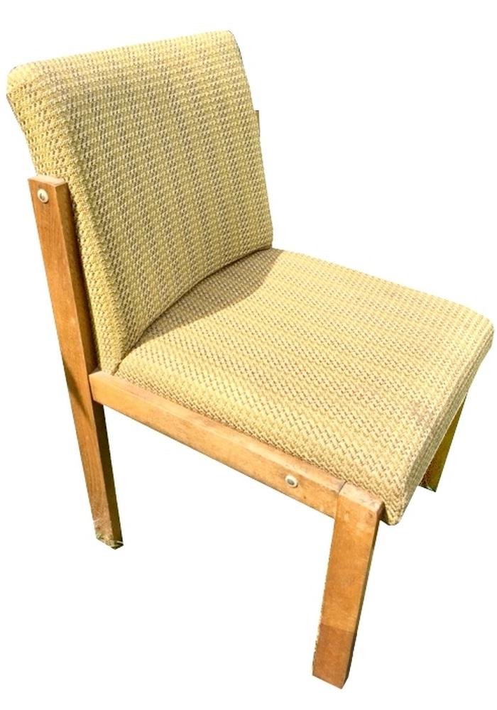 Krzesło tapicerowane, Lwówecka Spółdzielnia Pracy, PRL