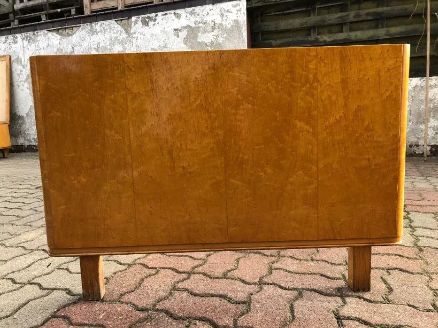Łóżko typ 1105 A, Szamotulskie Fabryki Mebli