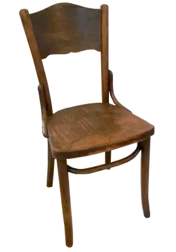 Krzesło stolarskie gięte Thonet Mundus