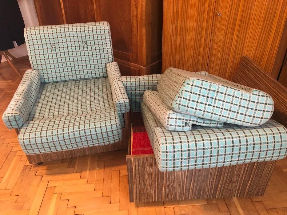 Fotel typ Bieszczady B, Rzeszowskie Fabryki Mebli