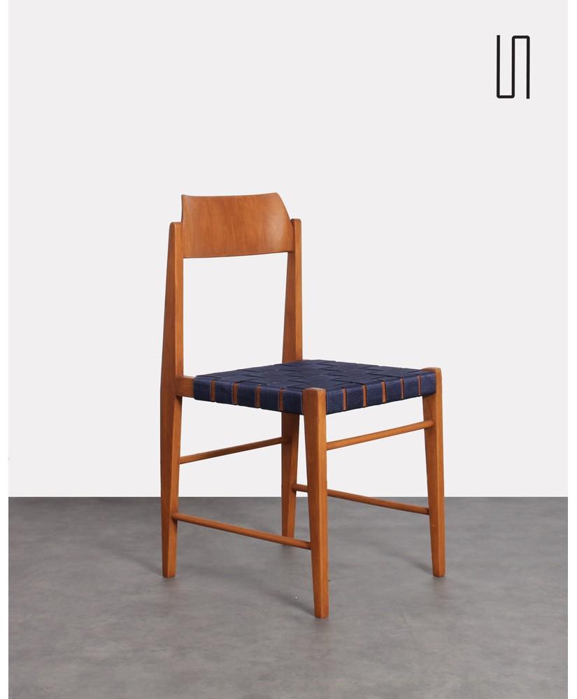 Krzesło typ 200-185 proj. Irena Żmudzińska