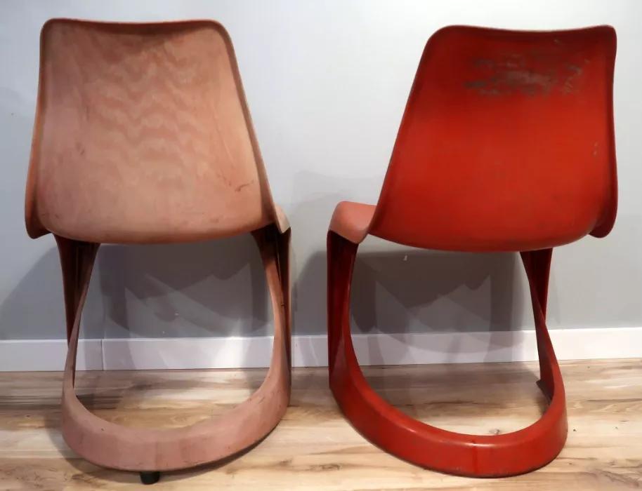 Krzesło model 290 proj. Steen Ostergaard dla CADO 1966, Krywałd