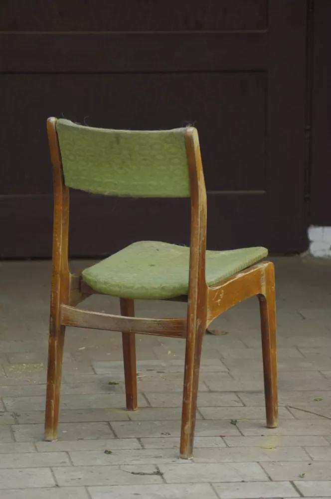 Krzesło tapicerowane Aster, Opolskie Fabryki Mebli