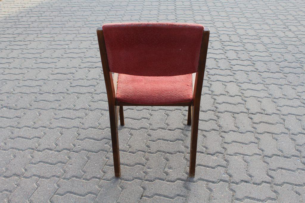 Krzesło tapicerowane typ Natasza prod. Gościcińska Fabryka Mebli