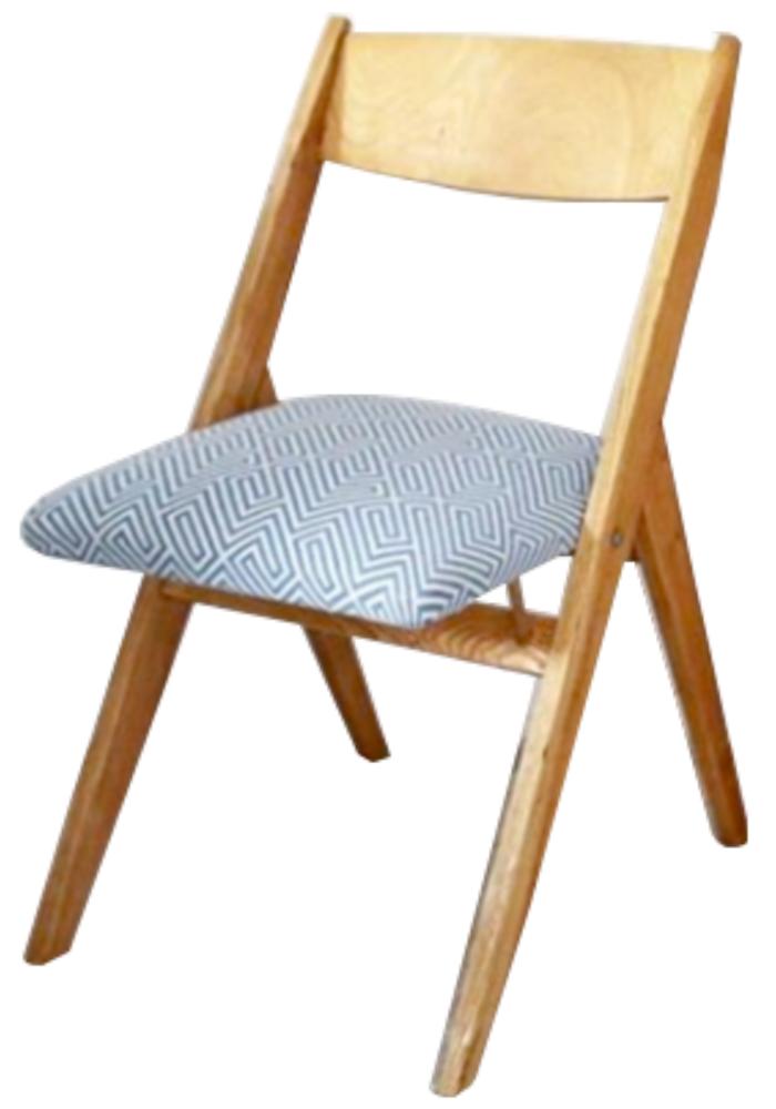 Krzesło tapicerowane proj. Czesław Knothe, Spółdzielnia Pracy Przemysłu Artystycznego RZUT