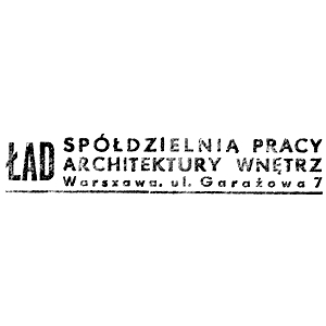 Spółdzielnia Pracy Architektury Wnętrz ŁAD