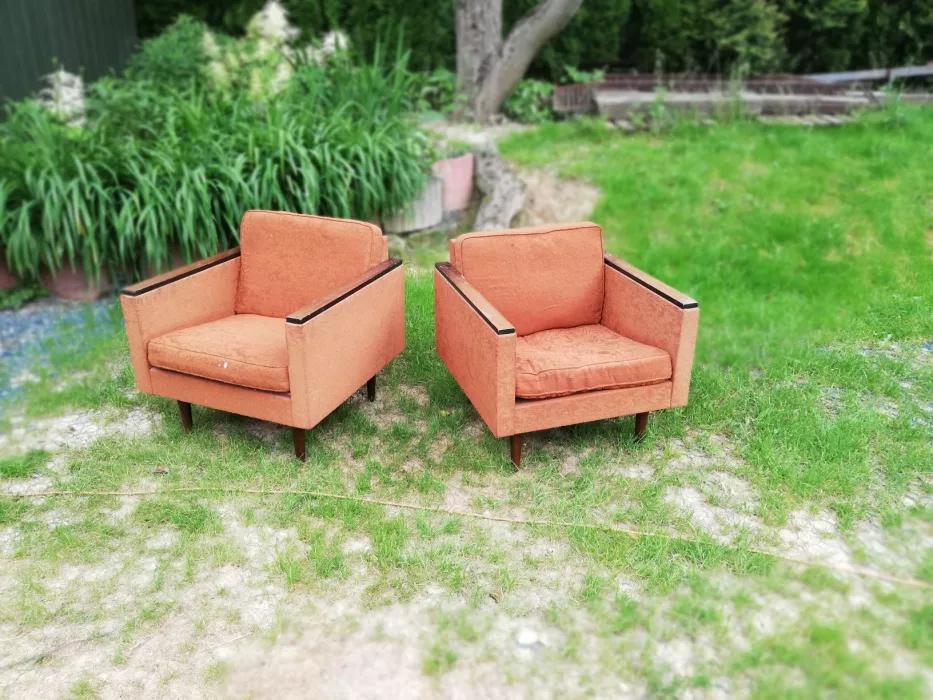 Fotel Nowe-B prod. Nowieńskie Fabryki Mebli