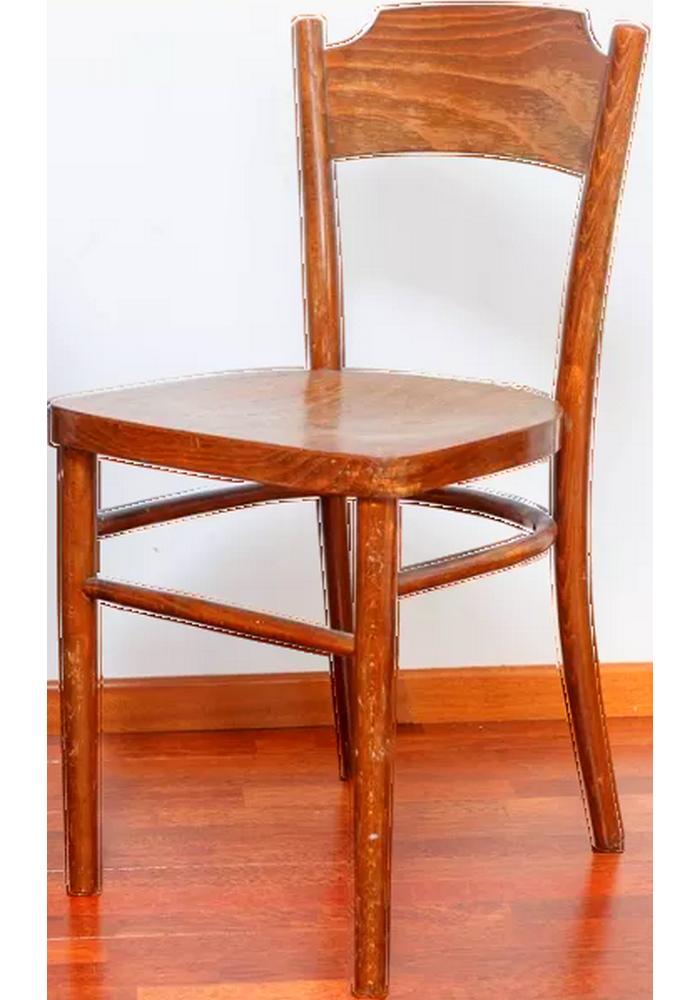 Krzesło gięte typ A-7045 prod. Zakłady Mebli Giętych Radomsko FAMEG