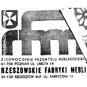 Rzeszowskie Fabryki Mebli
