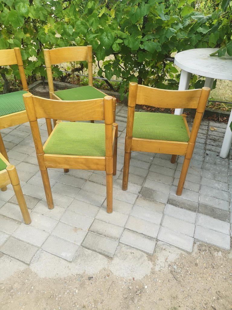 Krzesło typ K-13 prod. Gościcińska Fabryka Mebli