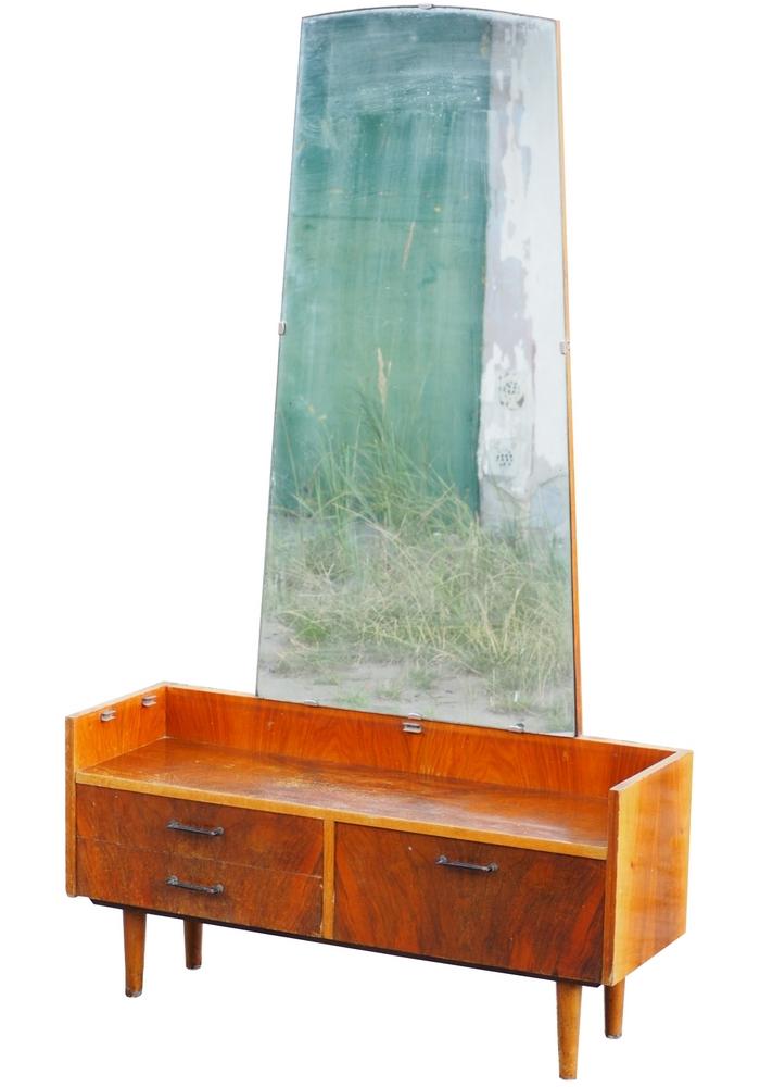 Toaletka z zestawu typ 1038 prod. Krakowskie Fabryka Mebli