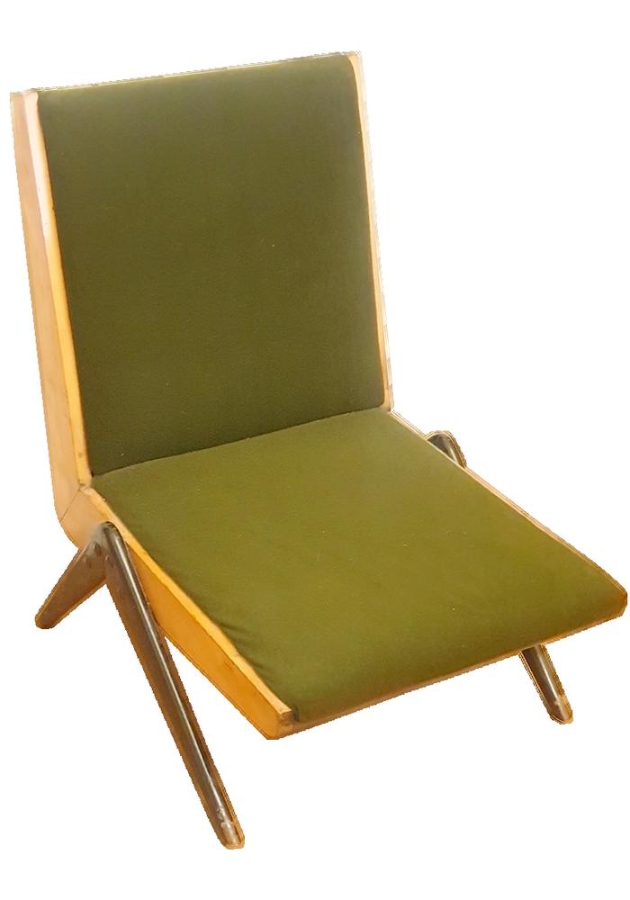 Fotel do gabinetu prod. Słupskie Fabryki Mebli