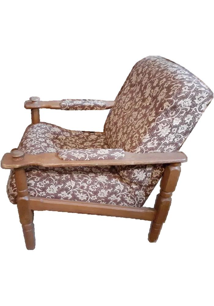 Fotel Quercus, prod. Olszyńskie Fabryki Mebli, 1983