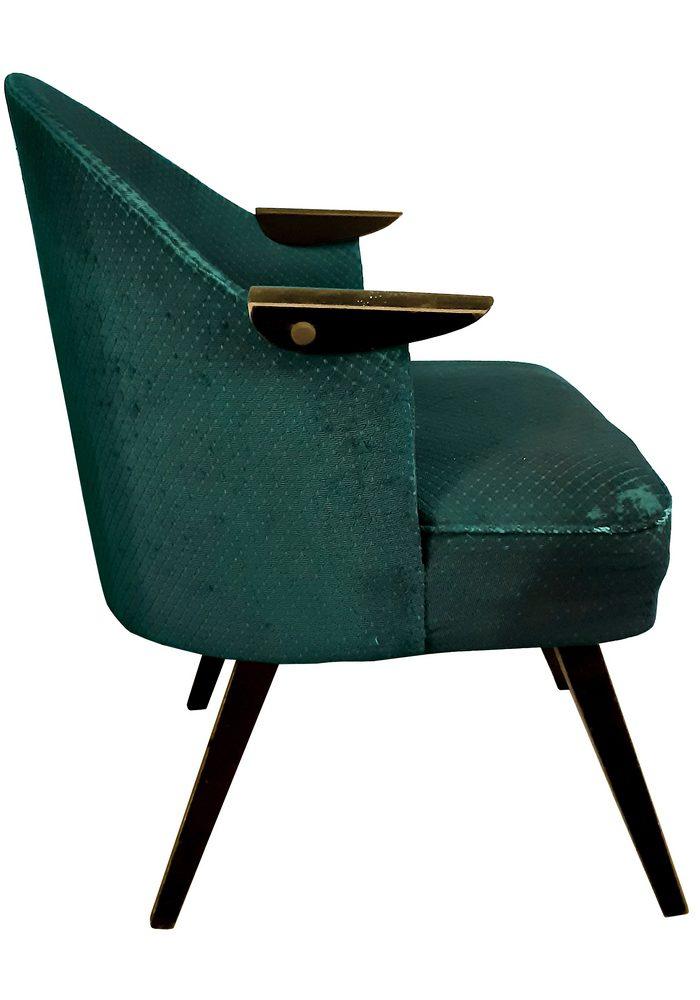 Fotel typ IV, prod. Spółdzielnia Pracy Wyrobów Meblarskich