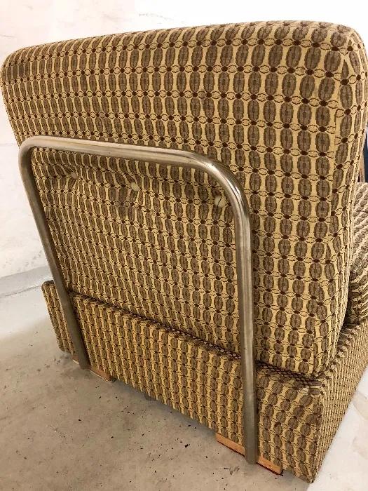 Fotel modułowy prod. Lubuskie Fabryki Mebli