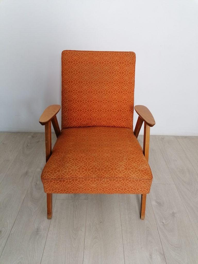 Fotel typ Ilona B prod. Chojnickie Zakłady Meblarskie