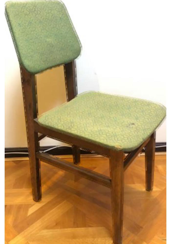 Krzesło typ Dana prod. Obornickie Fabryki Mebli