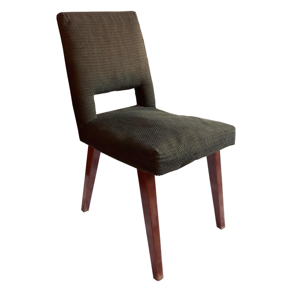 Krzesło typ Klimczok prod. Fabryki Mebli Giętych w Jasienicy, PRL