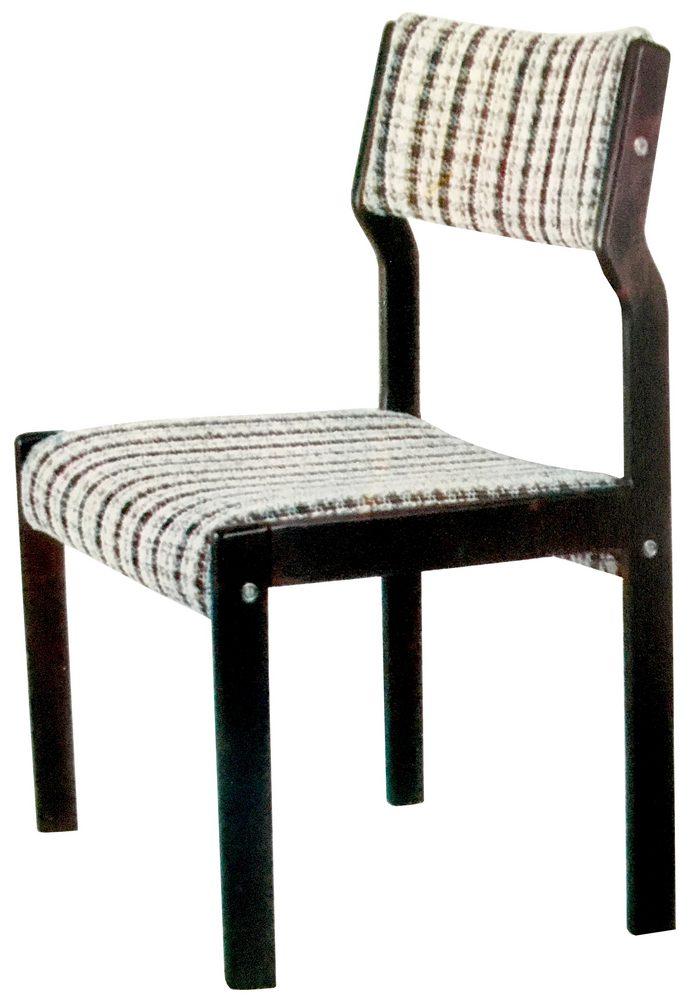 Krzesło Gracja z zestawu Gracja proj. Zenon Bączyk prod. Swarzędzkie Fabryki Mebli