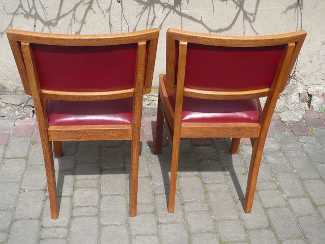 Krzesło typ 243 prod. Gościcińska Fabryka Mebli