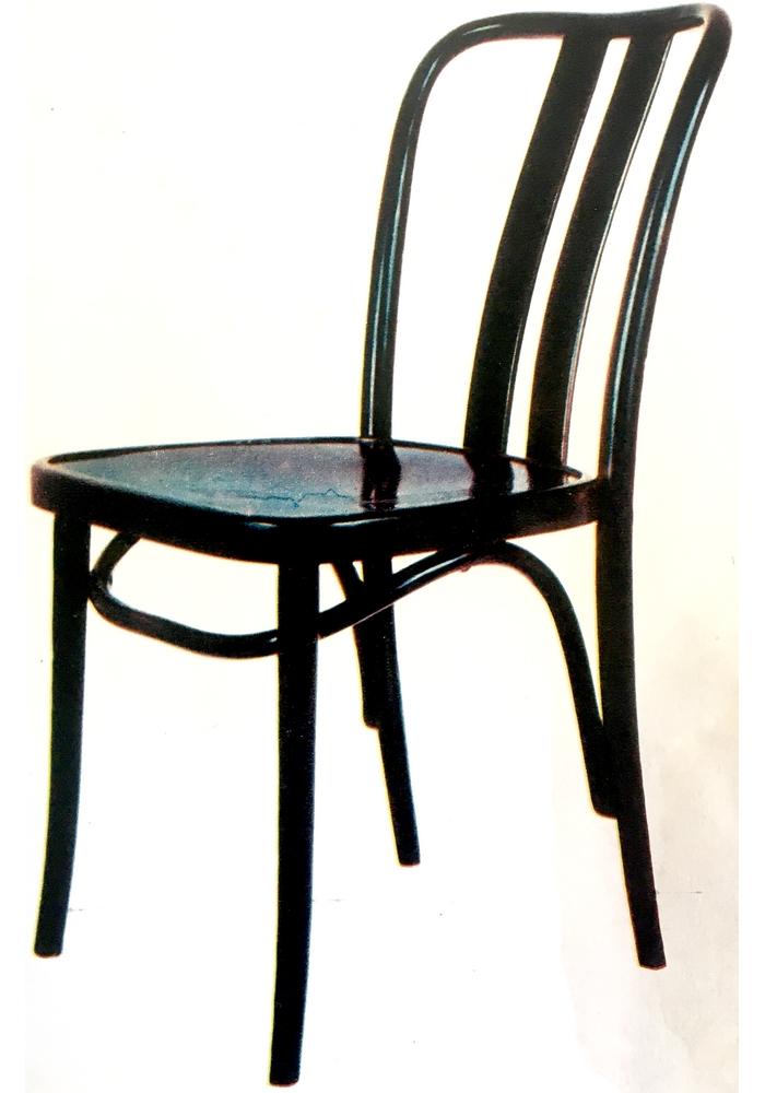 Krzesło A-569 prod. Zakład Mebli Giętych w Radosmku, Fabryka Meblii Giętych w Jasienicy