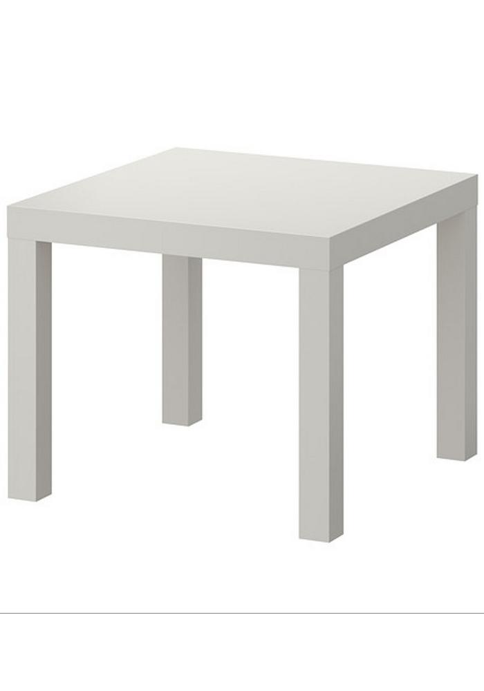 Stolik kawowy IKEA Lack, 1980, 45x55x55